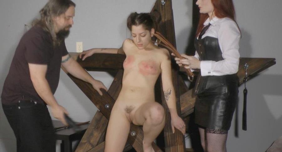 Liza - Fiery Red (BDSM / Torture) [HD 720p] - Paintoy.com