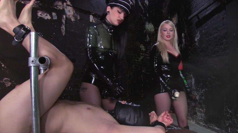 Lexi Sindel and Cybill Troy - She Wolves of the Strapon (Femdom / Latex / StrapOn) [HD 720p] - FemdomEmpire.com
