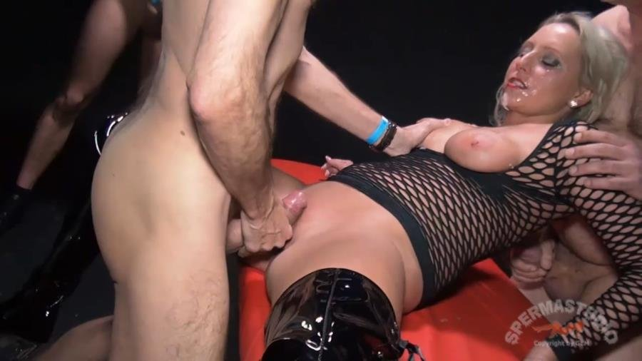Natalie - GB Natalie creampie black dressed in black studio (Bukkake / Amateur) [HD 720p] - Sperma-Studio.com