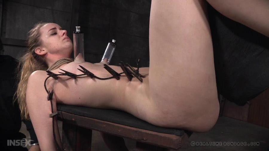 Jessica Kay - Ho, Ho, Whore Part 3 / 16.01.2016 (BDSM / Torture) [HD 720p] - RealTimeBondage.com