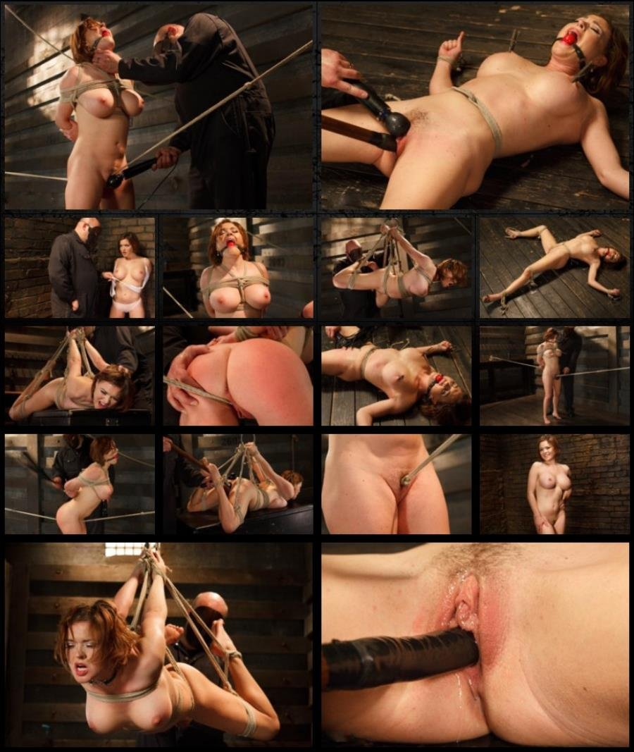 Krissy Lynn - Big Titted Torment (BDSM / Domination) [SiteRip] - HogTied.com