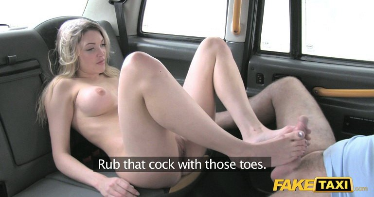E299 - Fake Taxi (Reality, Sex in Car, FootJobs, Big Tits, Big Ass, Gonzo, Hardcore, All Sex) [HD] - FakeTaxi.com