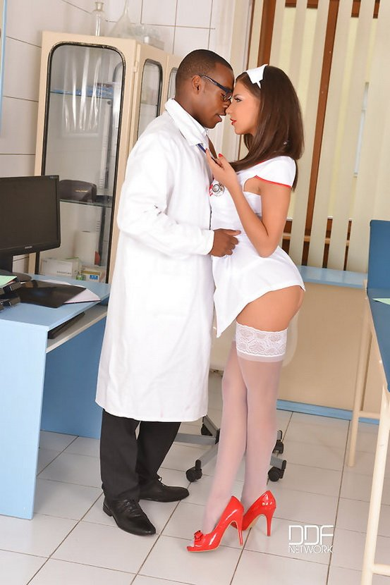 Henessy - The Doc Goes Deep (Anal / Ball licking) [HD] - HandsOnHardcore.com/DDFNetwork.com