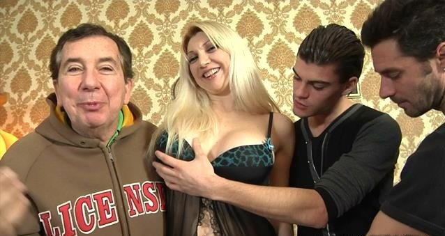 Lisa - Lisa veut de la double (Milf / Group) [SD] - French Adult