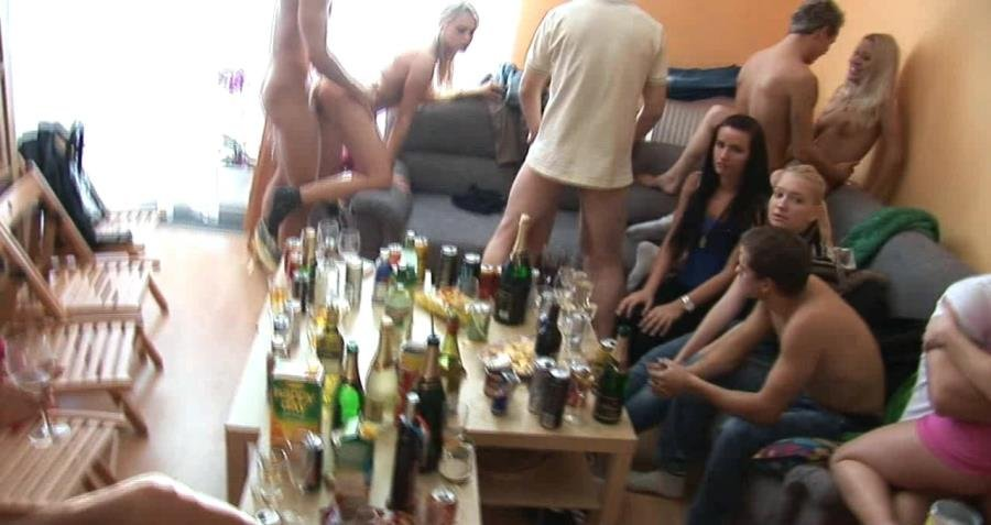 Swingers - Czech Home Orgy 5 - Part 2 (Amateurs / Orgy) [HD 720p] - CzechHomeOrgy.com