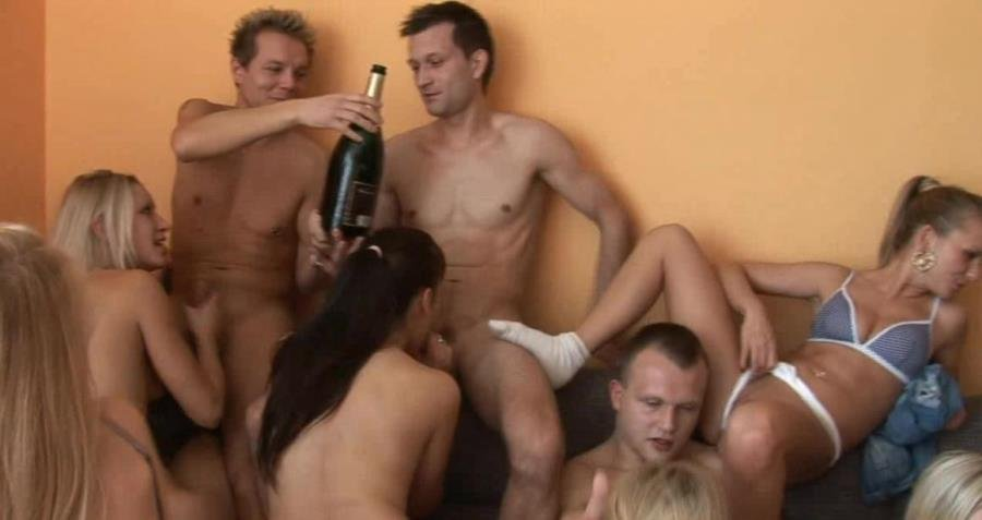 Swingers - Czech Home Orgy 5 - Part 3 (Group Sex / Orgy) [HD 720p] - CzechHomeOrgy.com