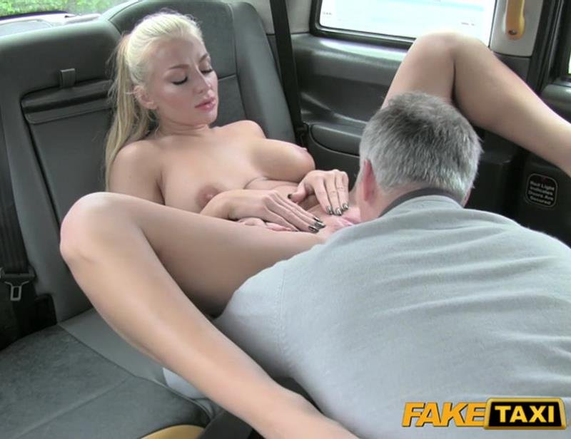 Kayla Green - Hungarian beauty in hot cab sex (Sex in Car / Hardcore) [SD] - FakeTaxi.com/FakeHub.com