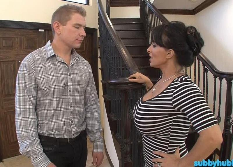 Holly Halston, Esmi Lee - Mom Trains The New Boyfriend (Femdom / MILF) [FullHD] - SubbyHubby.com