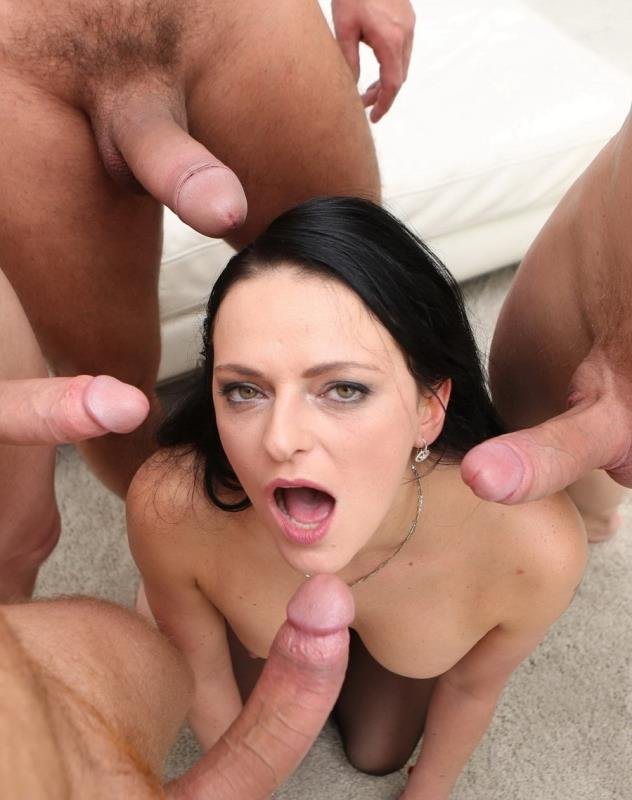 Anny Max - DAP Destination 4on1, Milf Ediction. Anny Max first DAP and DP, multiple facial, gapes, farts. GIO157 (Gangbang / Anal) [HD] - LegalPorno.com
