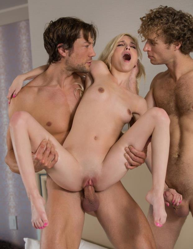 Piper Perri - Piper Lets Her Hair Down (Threesome / MMF) [SD] - Colette.com