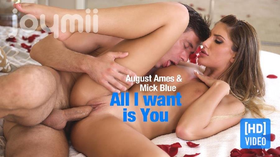 August Ames - All I want is You (Teen / All Sex) [HD 720p] - JoyMii.com