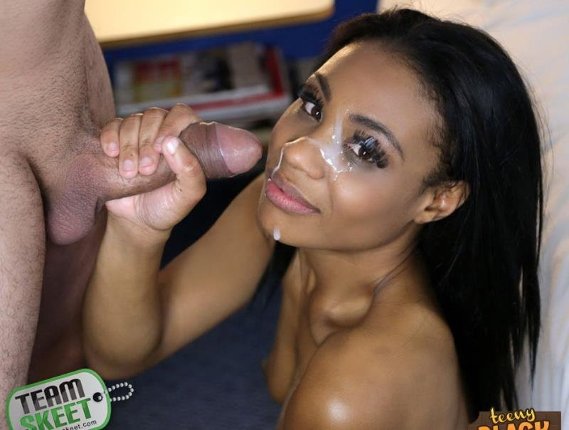 Bella Star - Cocoa Puff Princess (All Sex / Ebony) [SD] - TeenyBlack.com/TeamSkeet.com