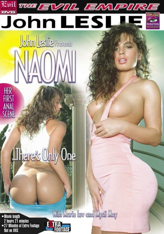 Naomi, Marie Luv, Sascha, Mysti May, Mark Davis, Brian Pumper - Naomi: There Is Only One (Gonzo / Anal / All Sex) [DVDRip 384p] - Evil Empire