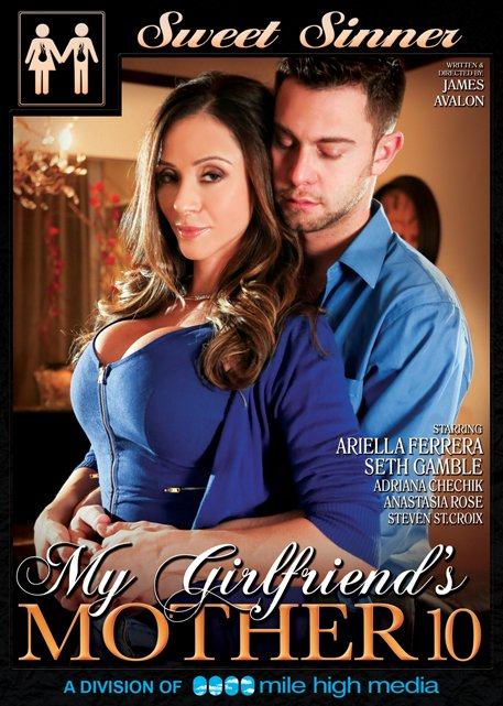 Adriana Chechik, Anastasia Rose, Ariella Ferrera, Seth Gamble - My Girlfriends Mother 10 (Feature / MILF / All Sex) [WEBRip/SD 540p] - Sweet Sinner