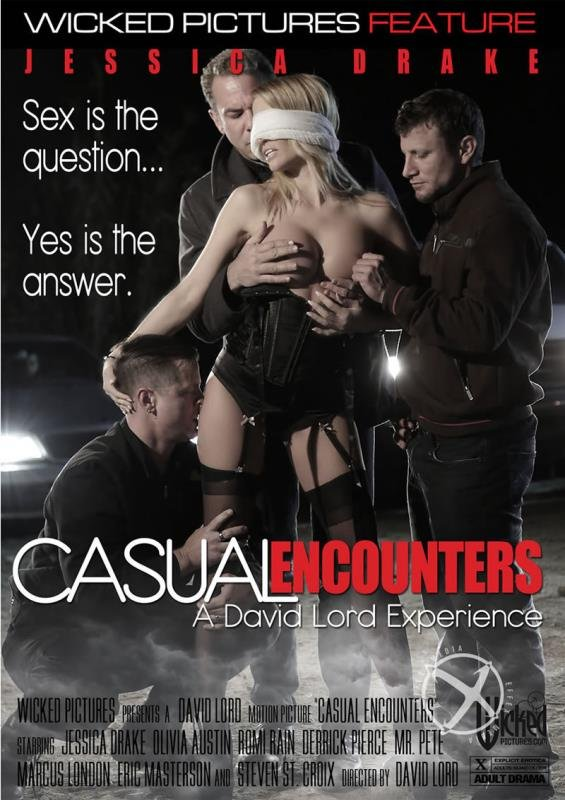 Jessica Drake, Romi Rain, Olivia Austin, Steven St. Croix, Mr. - Casual Encounters (Couples / All Sex) [DVDRip 406p] - Wicked Pictures