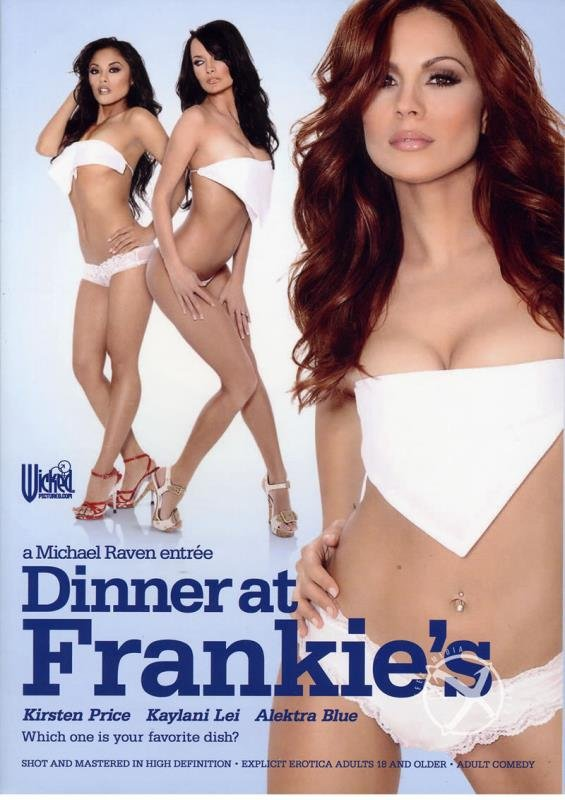 Alektra Blue, Kaylani Lei, Danny Mountain, Kirsten Price, Rocco Reed - Dinner At Frankies (All Sex / Gonzo) [DVDRip 320p] - Wicked Pictures