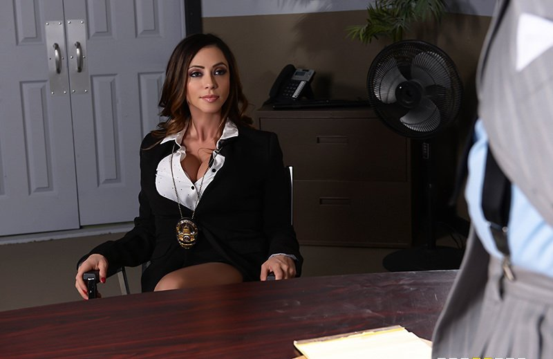 Ariella Ferrera - Milf Squad Vegas: Youre Off The Case Ferrera! (Interracial / Work Fantasies) [HD] - MilfsLikeItBig.com/Brazzers.com