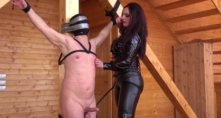 Mistress Ezada Sinn - A Real Punishment (Femdom / USA) [HD 720p] - KinkyMistresses.com