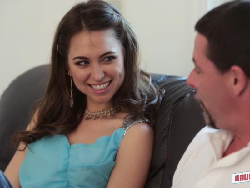 Melissa Moore, Riley Reid - Prom Night (Group / Legal Teen) [FullHD] - DaughterSwap.com