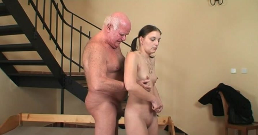 Sonya - Old Fat Fucker Nails Naive Teen (Teen / Old Men) [SD] - Maniacpass.com