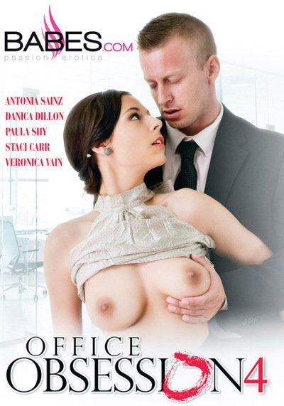 Antonia Sainz, Danica Dillon, Paula Shy, Staci Carr, Veronica Vain - Office Obsession 4 (All sex / Gonzo) [WEBRip/SD 480p] - Babes