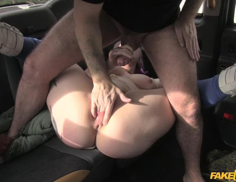 Proxy Paige - Adventurous American Loves it Dirty (Anal / Ass Licking) [FullHD] - FakeTaxi.com