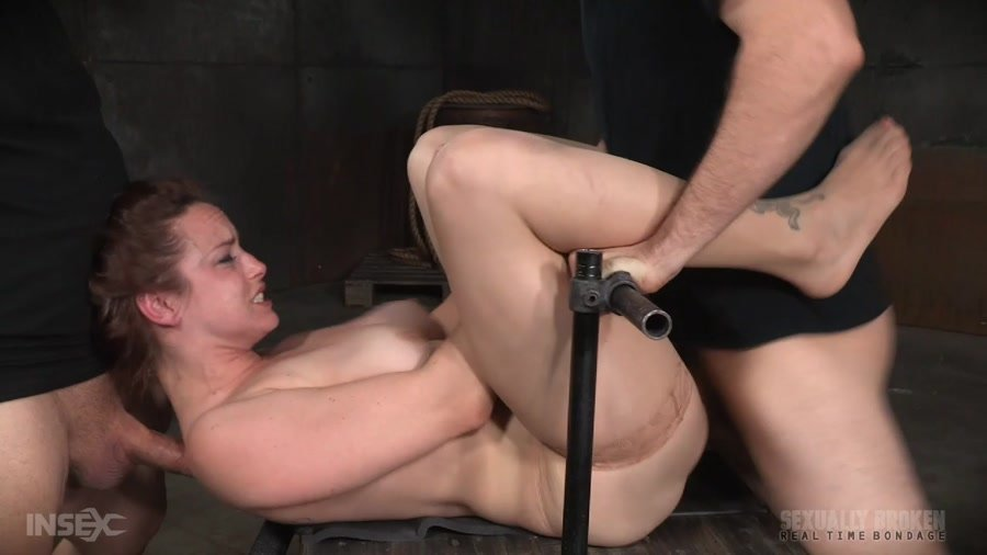 Bella Rossi, Matt Williams - Maestro - Jack Hammer (BDSM / Domination / Bondage) [HD 720p] - SexuallyBroken.com