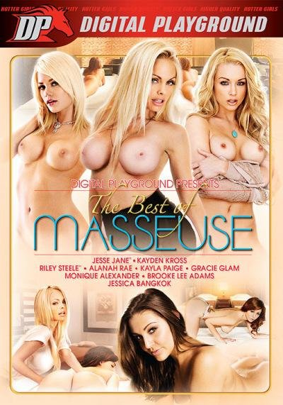 Alanah Rae, Brooke Lee Adams, Gracie Glam, Jesse Jane - The Best of the Masseuse (Massage / All Sex) [WEBRip/SD 540p] - Digital Playground