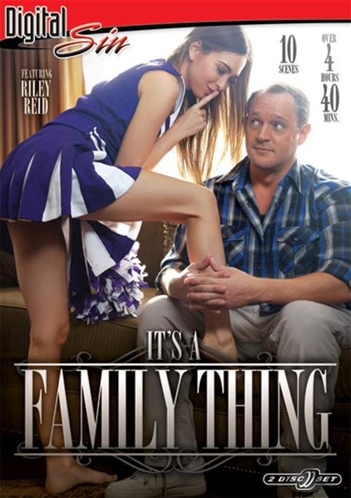Steven St. Croix, Evan Stone, Alec Knight, India Summer, Brandi Love - Its A Family Thing (Compilation / Family Roleplay) [WEBRip/HD 720p] - Digital Sin