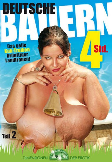 Amature - Deutsche Bauern 2 (Big Tits / MILF / Facial) [DVDRip 394p] - MMV