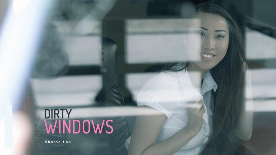 Sharon Lee - Dirty Windows (Asian / Hardcore) [HD 720p] - OfficeObsession.com