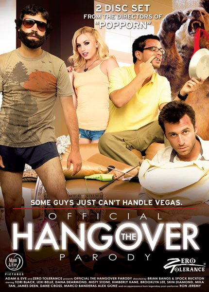 Tori Black, Lexi Belle, Mika Tan, Kimberly Kane, Dana DeArmond, James Deen - Official Hangover Parody (Feature / Parody) [DVDRip 352p] - Zero Tolerance