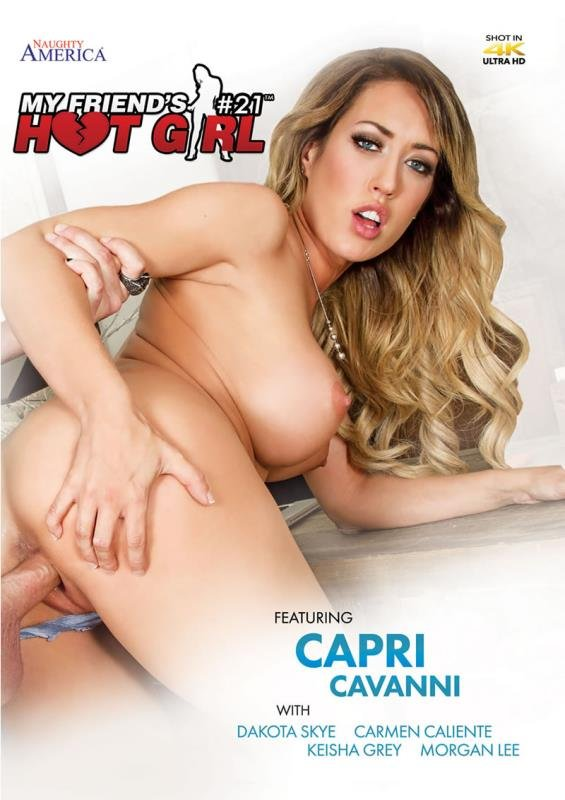 Morgan Lee, Carmen Caliente, Capri Cavanni, Dakota Skye, Keisha Grey - My Friends Hot Girl 21 (All Sex / Gonzo) [WEBRip/SD 480p] - Naughty America