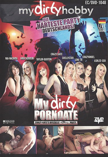 Amature - My Dirty Porndate (Amateurs / Group / Hardcore) [DVDRip 394p] - Мydirtyhobby