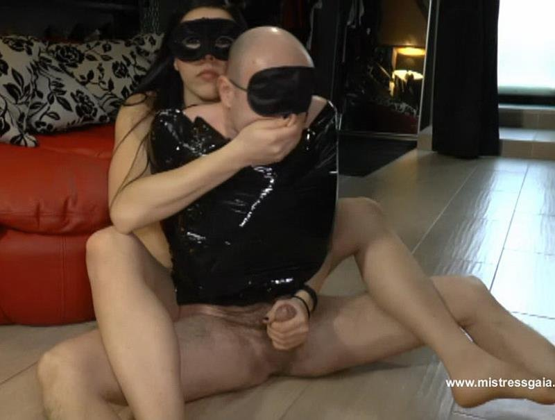 Mistress Gaia - Survive or Cum (Mistress / Female Domination) [HD] - Clips4sale.com
