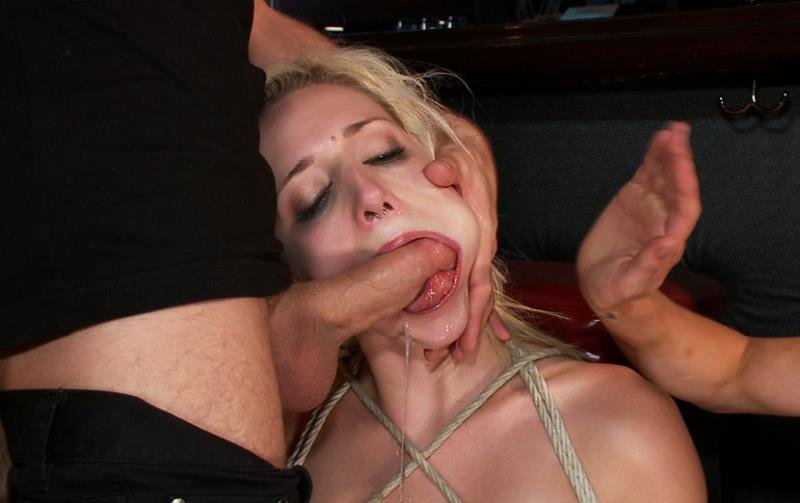 Rylie Richman - Hot Blonde Disgraced in Bar (BDSM / Domination) [HD] - PublicDisgrace.com/Kink.com