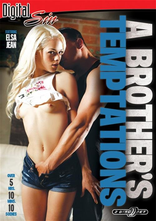 Elsa Jean, Brianna Brooks, Brooklyn Chase, Adriana Chechik - A Brothers Temptations (Compilation / Family Roleplay) [WEBRip/SD 480p] - Digital Sin