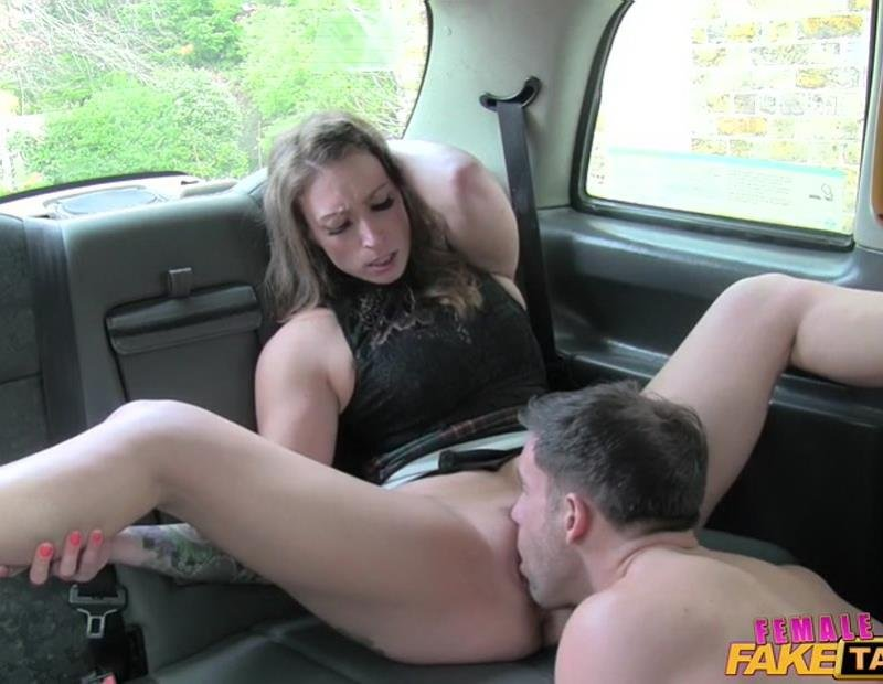 Ava Austen - Nervous Farmer Cant Satisfy Driver (All Sex / Hardcore) [SD] - FemaleFakeTaxi.com