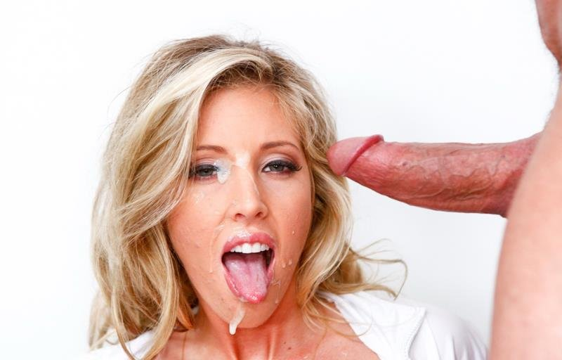 Samantha Saint - North Pole 85 (Big Tits / Cumshot) [HD] - PeterNorth.com