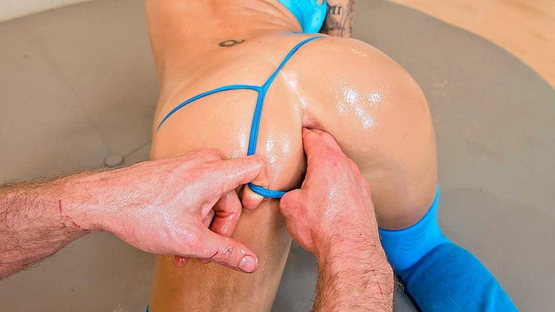 Juelz Ventura - Wide Open Ass (Anal / Tattoo) [HD] - BigWetButts.com/BraZZers.com