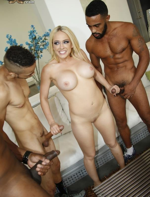 Kagney Linn Karter - Blacks On Blondes (Anal / Group) [FullHD] - BlacksOnBlondes.com