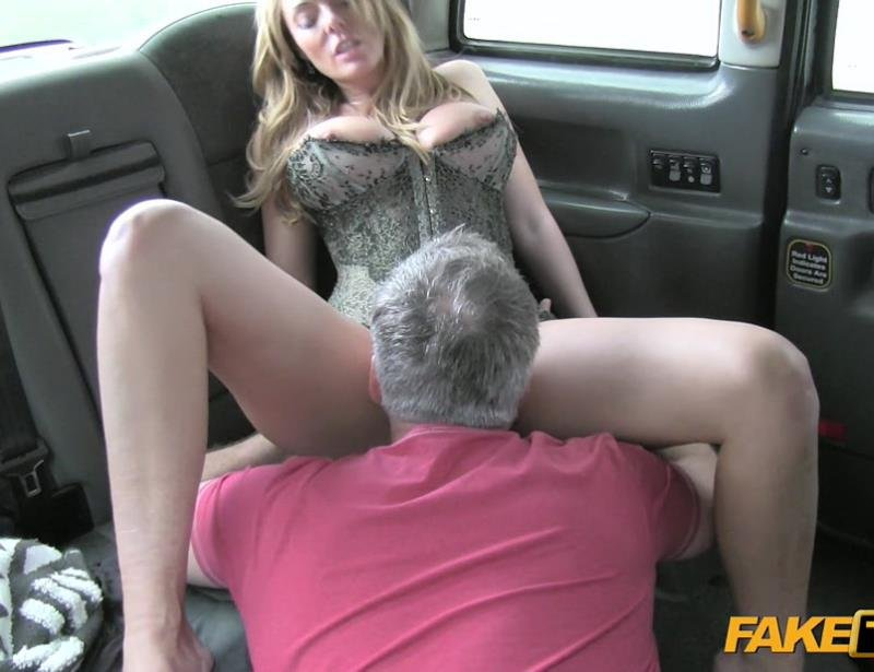 Stacey Saran - Sexy Mature MILF in Lingerie (Deep Throat / Ball Licking) [FullHD] - FakeTaxi.com
