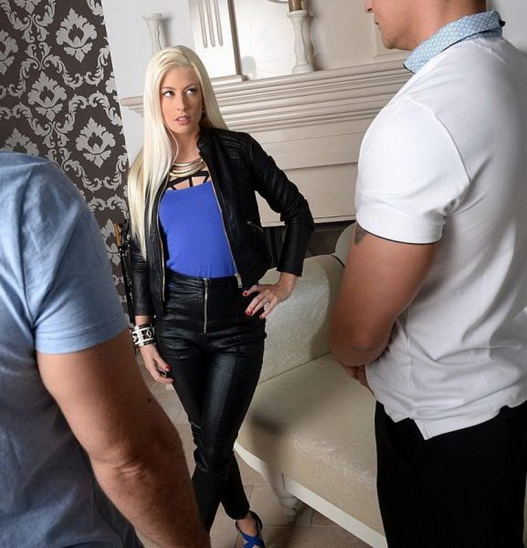 Jessie Volt - The Boss Lady (Anal / Double Penetration) [HD] - DPFanatics.com/21Sextury.com