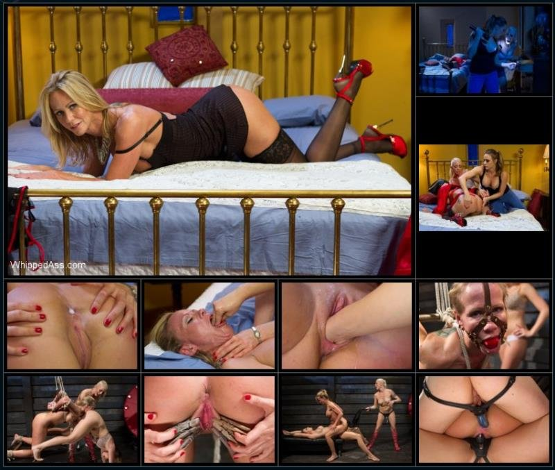 Lorelei Lee , Chanel Preston and Simone Sonay - Hot MILF Stepmom fisted and double penetrated by step daughter and her best friend! (BDSM / Bondage) [HD] - WhippedAss.com/Kink.com