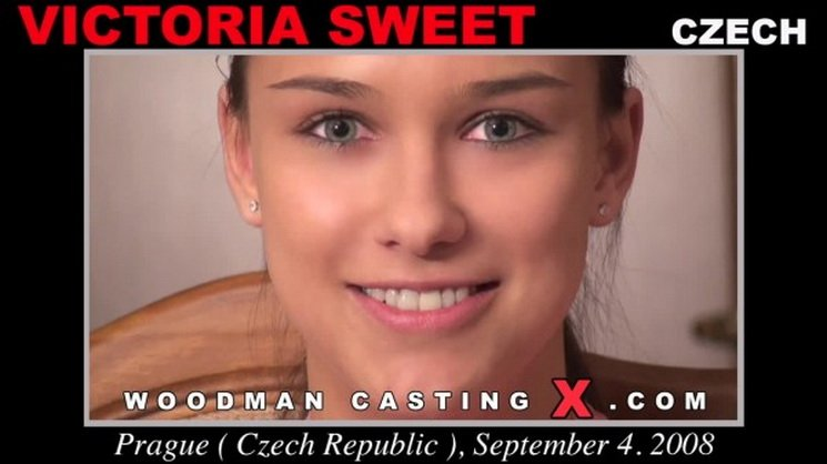 Victoria Sweet - Hard - Anal In Bed (Teen / Anal) [FullHD] - WoodmanCastingX.com