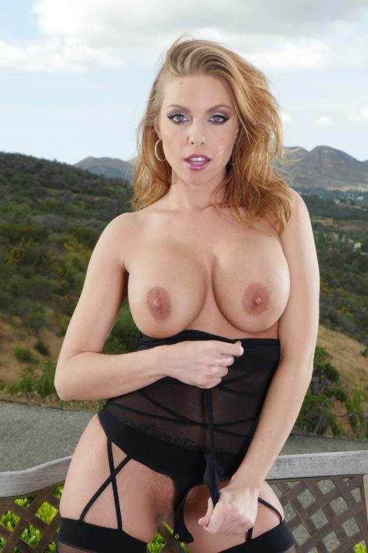 Britney Amber - Britney Amber is really Bushy (Interracial / Big tits) [SD] - CocksXL.com