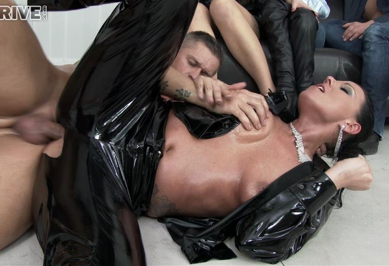 Simony Diamond - The Freaks Of Leather and Oil: Let The Sun Shine Into Your Ass, Let Us Nail You, Just First (Leather / Anal) [SD] - LeatherChronicle.com