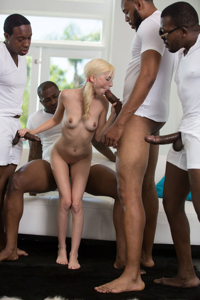 Piper Perri - Orgy is the New Black (Blowjob / IR) [FullHD] - Colette.com