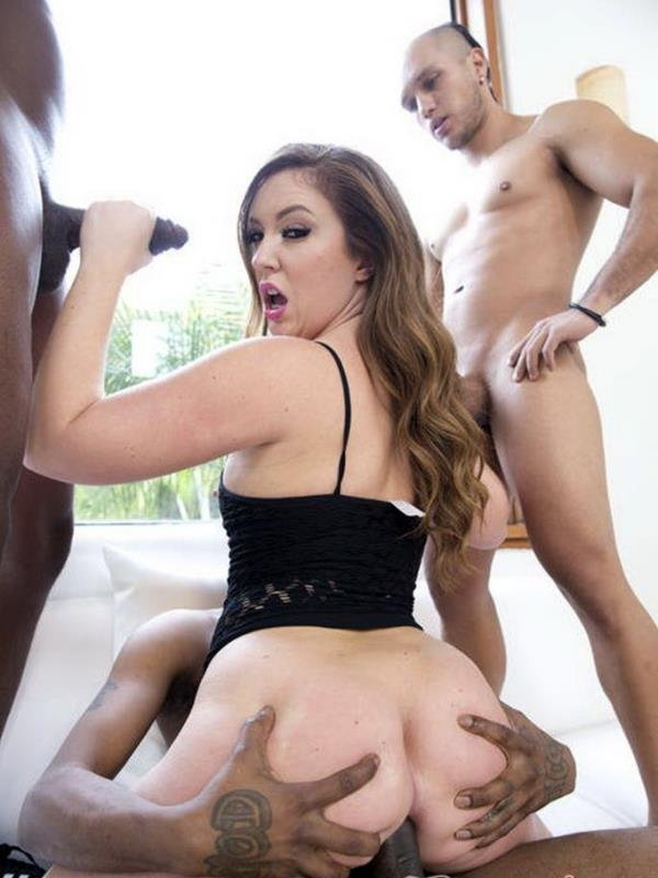 Maddy OReilly - Interracial 3on1 anal DP RS162 (Anal / DP) [HD] - LegalPorno.com