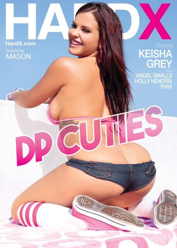 Keisha Grey, Holly Hendrix, Angel Smalls, Yhivi - DP Cuties (Gonzo / Teens) [WEBRip/SD 540p] - Hard X